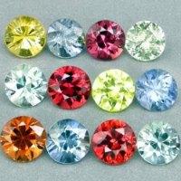Выбор цвета бриллиантов